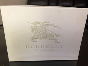 Burberry sneakers for Sale in Newark, NJ