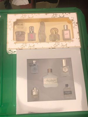HOLIDAY PERFUME AND COLOGNE GIFT SETS for Sale in Boca Raton, FL