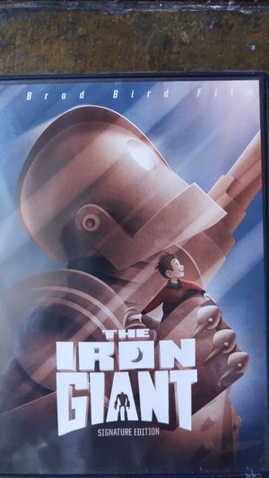 Iron giant dvd for Sale in Bell Gardens, CA