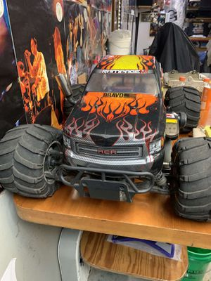 Redcat rampage mt v3 for Sale in Mokena, IL