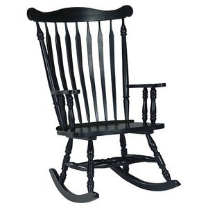 Black rocking chair for Sale in Berryville, VA