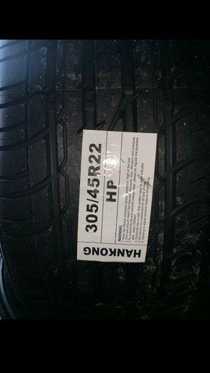NEW TIRES 305 45 22 for Sale in Phoenix, AZ
