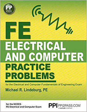 FE Electrical and Computer Practice Problems ebook PDF Instant Free Shipping for Sale in Los Angeles, CA