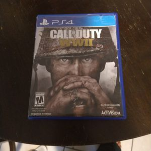 Call Of Duty Game Ps4 for Sale in Miami, FL