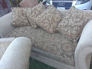 Free 3 seat sofa and love seat for Sale in Antioch, CA