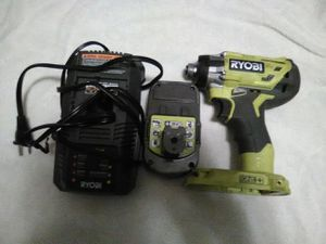Ryobi impact drill for Sale in Oklahoma City, OK