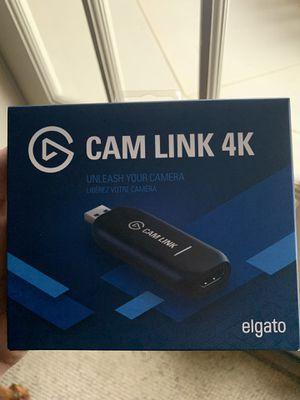 Elgato Cam Link 4K HD Recording/Streaming for Sale in Orlando, FL