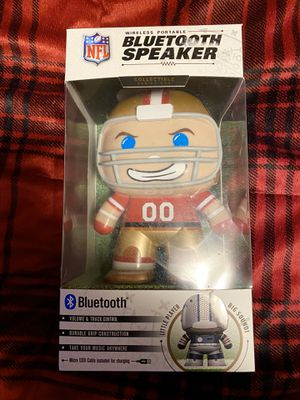 49ers Bluetooth portable speaker 35$ for Sale in Stockton, CA
