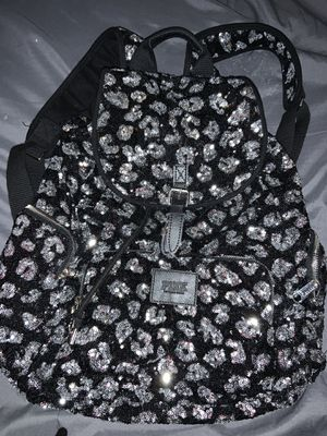 VS PINK DRAWSTRING BACKPACK $20 for Sale in Riverview, FL