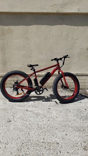 "NEW Electric Bicycle ""TJC"" Burn for Sale in San Diego, CA"