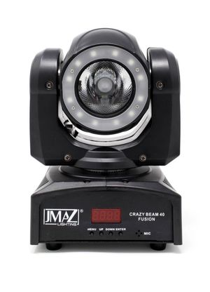 Crazy Beam 40 Fusion moving head for Sale in Riverside, CA