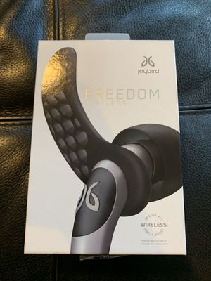 Jaybird Freedom Wirelesss Bluetooth headphones for Sale in Chicago, IL