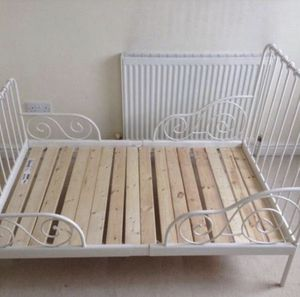 IKEA toddler bed with mattress for Sale in Chelsea, MA