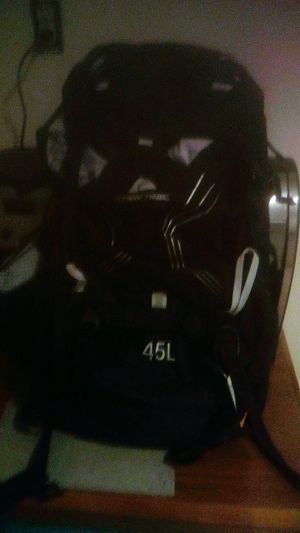 Ozark Trail camping backpack for Sale in Greensboro, NC