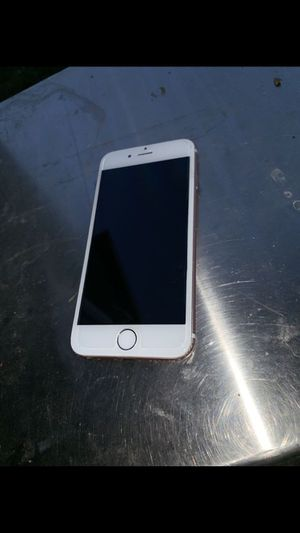 iPhone 6s rose gold 16gb for Sale in Kent, WA
