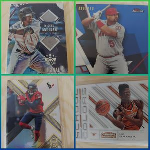 Spprts cards collection for Sale in Whittier, CA