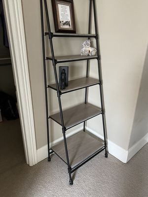 Bookshelves - matching grey color for Sale in Franklin, TN