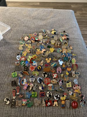Disney Pins 100+ for Sale in Webster, TX
