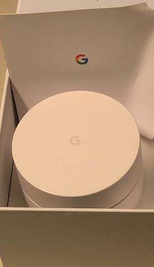 Google WiFi system, 1-Pack - Router for Sale in Whittier, CA