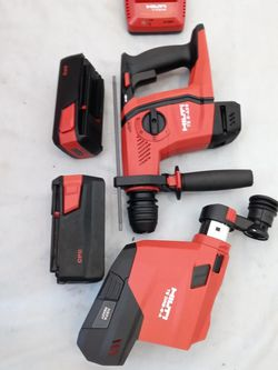Hilti rotary hammer chiping drill 36v for Sale in Long Beach,  CA