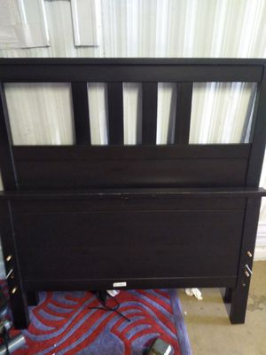 Twin bed frame for Sale in Gibsonton, FL