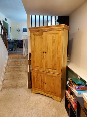 Cabinet / armoire for Sale in Laurel, MD