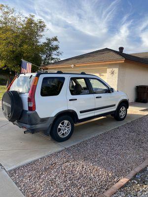 Clean 2002 Honda CR-V for Sale in Peoria, AZ