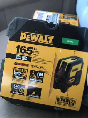 Laser dewalt for Sale in Lynwood, CA
