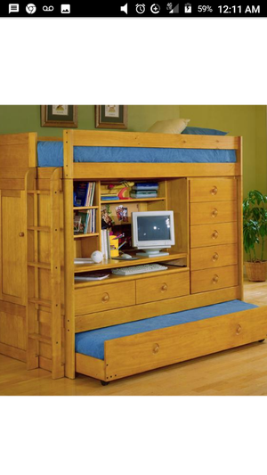 ALL IN ONE BUNK BEDS for Sale in US