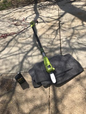 Brand new pole chainsaw for Sale in Silver Spring, MD