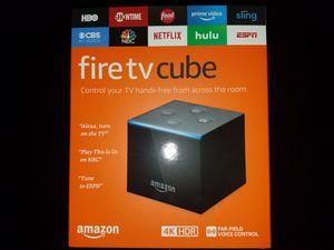 Fire TV Cube for Sale in Menifee, CA