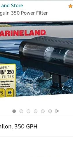 Fish Tank Filter Marineland Extra Cartridges for Sale in Charlotte,  NC