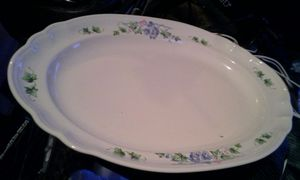 Oval serving dish for Sale in Winchester, VA