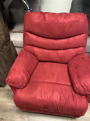 Recliner chair rocker for Sale in Federal Dam, MN