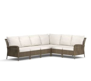 Pottery Barn Outdoor Patio Sectional / Furniture for Sale in Scottsdale, AZ