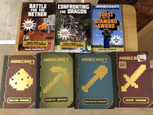 Minecraft Books for Sale in Suffern, NY