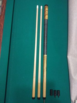 06 Coker custom pool cue for Sale in New London, CT