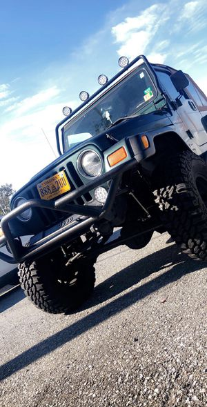 2000 TJ Jeep Wrangler for Sale in Alexandria, VA