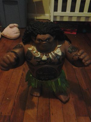 Moana collecters item the rock for Sale in Baltimore, MD