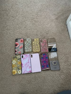 iPhone X phone case(S) for Sale in Winston-Salem, NC