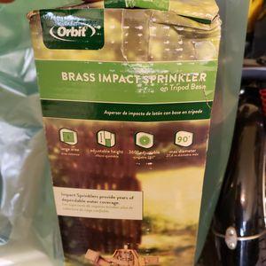 Brass impact sprinkler for Sale in Roslyn Heights, NY