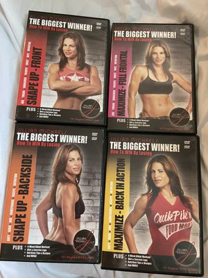 Work out DVD's for Sale in Annandale, VA