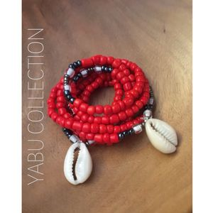 Waist beads with shells for Sale in Silver Spring, MD