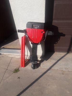 Breaker hammer for Sale in Pomona, CA