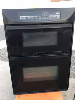 "KITCHENAID OVEN AND MICROWAVE 41""FOR 21"" WORKS GREAT for Sale in Glendale, AZ"