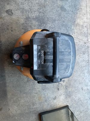 Bostitch pancake compressor for Sale in Renton, WA