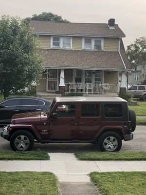2008 JEEP WRANGLER for Sale in Columbus, OH