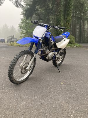2003 ttr 125 dirt bike with title. Needs work. for Sale in Battle Ground, WA
