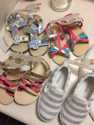 Girls size 9toddler shoes for Sale in Nashville, TN