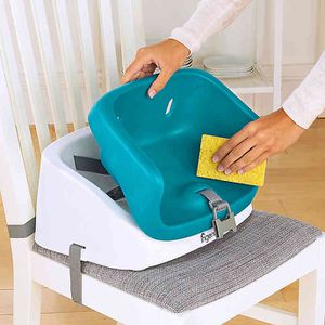 Ingenuity Smartclean Toddler Booster - peacock Blue $15 for Sale in Clarksburg, MD